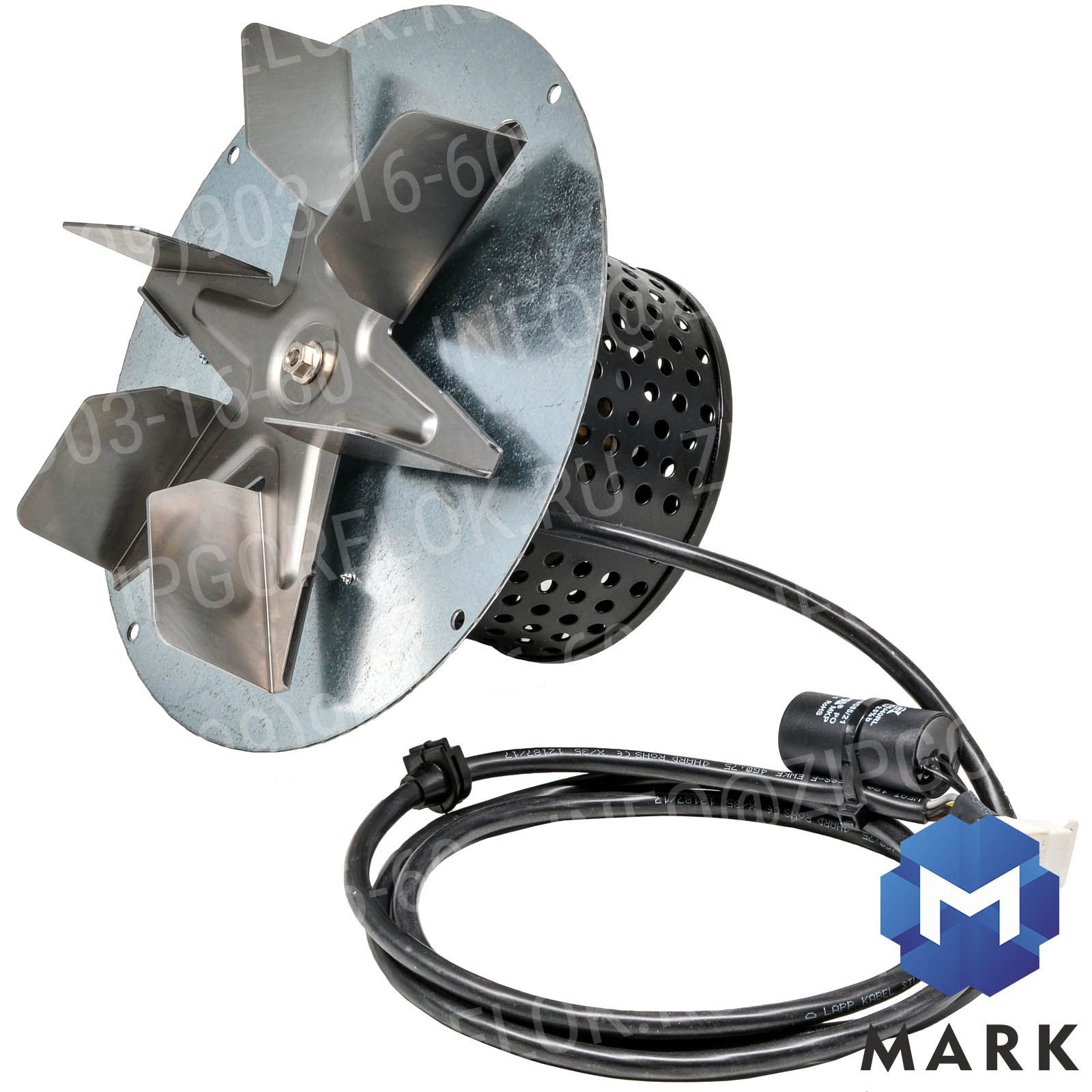 7832484 Центробежный вентилятор Ebmpapst R2E210-AB34-13, 120 Вт цена, купить