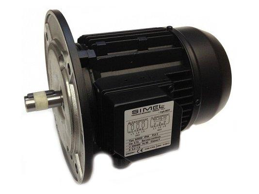 165c06752897591 Электродвигатель SIMEL 740 Вт 9/3030 цена, купить